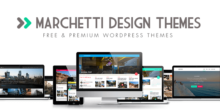 Temi Wordpress by Marchetti Design
