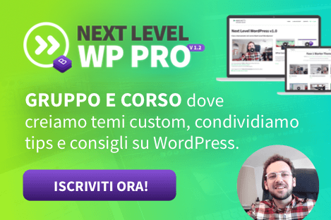 Next Level WordPress