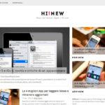 On Line il nuovo sito di HiNEW