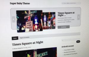 Integrare Cool Carousel slider con un tema WordPress