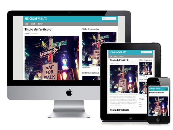 come costruire un sito web responsive marchetti design ForDesign Sito