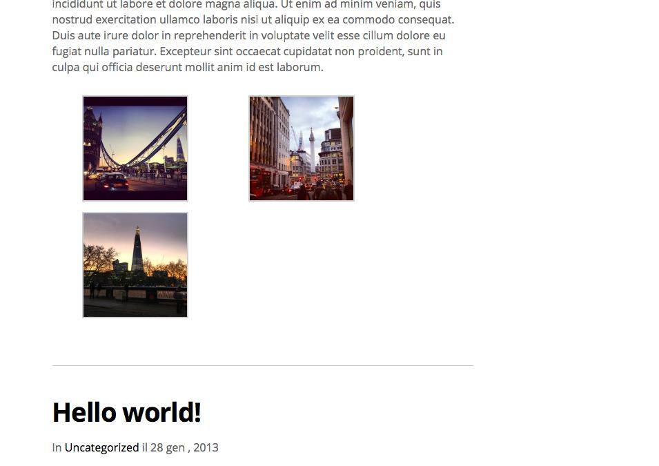 Come modificare html wordpress