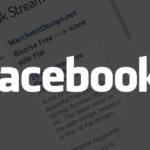 Inserire lo stream di Facebook in un sito web con stile