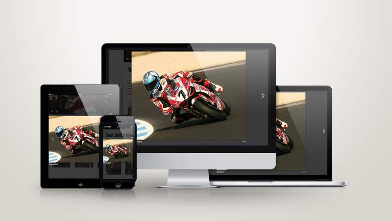 Gallery Responsive in stile lightbox con Magnific Popup