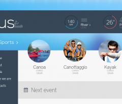 """Come disegnare il tuo primo sito in stile """"App"""" e """"Flat Design"""""""