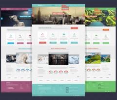 10 Template Psd / UI  (Free) utili e gradevoli per i nostri progetti