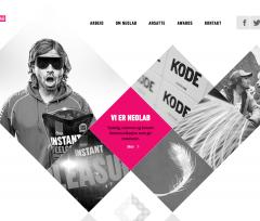 Neo Lab: Analisi del sito e della griglia Responsive