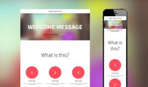 Realizzare un Single Page Website con animazioni allo scroll Responsive