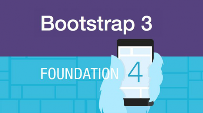 Bootstrap e Foundation Framework: next level of Web Design