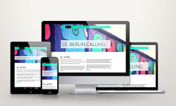 Creare un Parallax Design accattivante e Responsive con Bootstrap