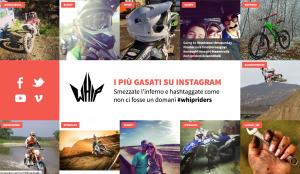 Creare un Wall Interattivo con foto prese da Instagram