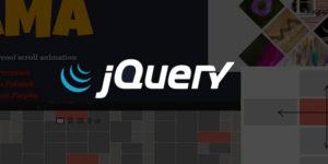 10 Script Jquery utili per Layout, Effetti e Menu Responsive
