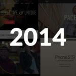 Trend del Web Design per il 2014