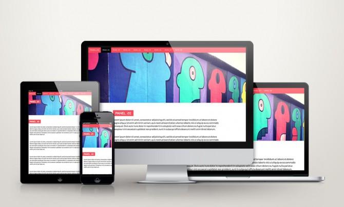 Creare un Parallax design Responsive con Bootstrap e Stellar