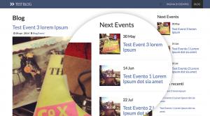 Creare un calendario eventi con WordPress senza Plug-in