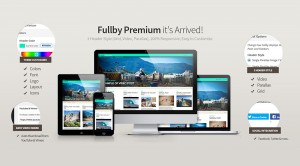 Fullby Premium: Responsive Grid, Video, Parallax WordPress Theme
