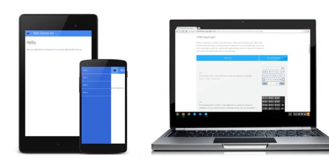Google Web Starter Kit: Il nuovo Framework per progetti web Ottimizzati e Responsive