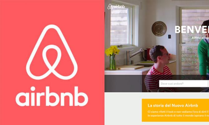 Airbnb si rifà il look: nuovo logo e nuova immagine per il brand di Nathan Blecharczyk