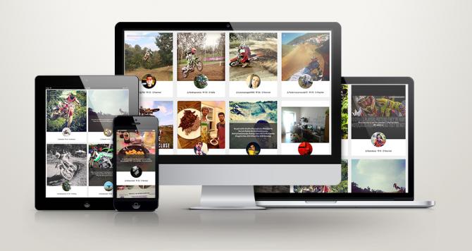Creare un infinite scroll Responsive con foto prese da Instagram tramite hashtag