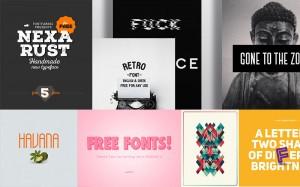 10 Font Free per Loghi e Design d'impatto