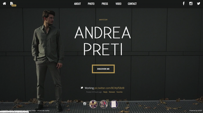 Andrea Preti Official