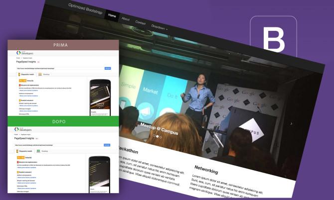 Ottimizzare Bootstrap realizzando una struttura HTML5 con Slider FullScreen