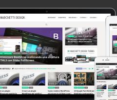 Restyling del Blog Marchetti Design cosa è cambiato ?