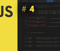 Guida Javascript Base: #4 Array e Loop.