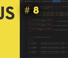 Guida Javascript Base: #8 Concetti e Tecniche più utilizzate