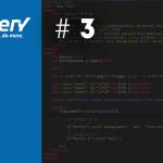 Guida Jquery Base: #3 Utilizzo degli eventi ottimizzando il codice