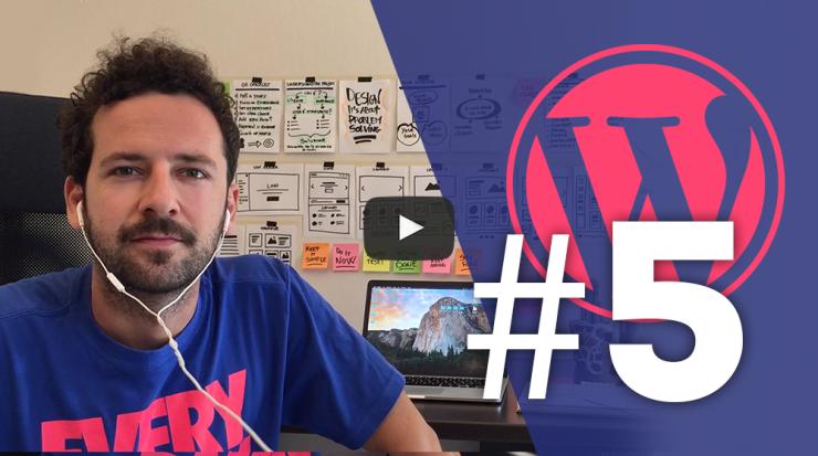 Creare un Tema WordPress Responsive #5 – Menu, Loop e Sidebar Widget Ready