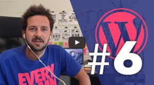Creare un Tema WordPress Responsive #6 – Pagine, Articoli, Categorie e Search