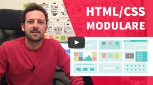 Creare un Sito Html/CSS Modulare con BEM #1 – Intro & Menu