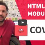 Creare un Sito Html/CSS Modulare #2 – Cover