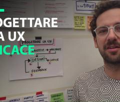 Progettare una User Experience Efficace