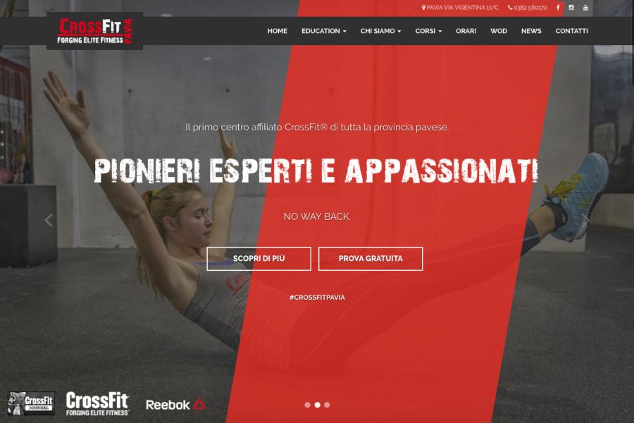 CrossFit Pavia