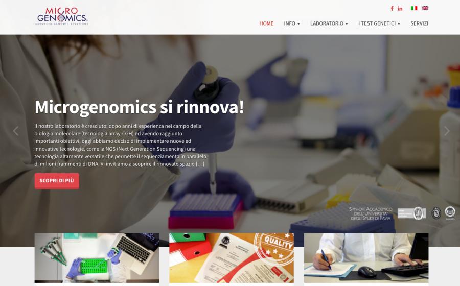Microgenomics