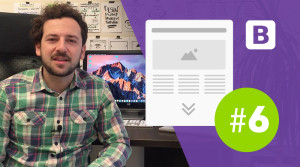 Creare siti con Bootstrap con un Metodo Efficace #6 – Scrollspy e One Page Scroll