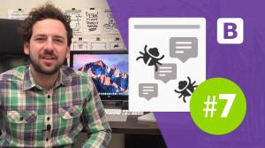 Creare siti con Bootstrap con un Metodo Efficace #7 – Debug e Popover