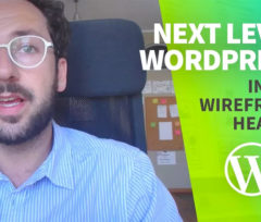Creare un Tema WordPress dal Design al Codice con Bootstrap NLW#1 – Intro, Wireframe, Design Header