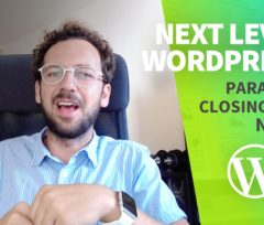Creare un Tema WordPress dal Design al Codice con Bootstrap NLW#6 – Parallax & News