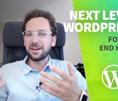 Creare un Tema WordPress dal Design al Codice con Bootstrap NLW#7 – Footer, end Home Page