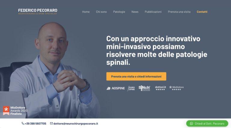 Neurochirurgo Pecoraro
